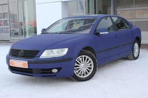 Авто Volkswagen Phaeton, 2005 года выпуска, цена 420 000 руб., Екатеринбург