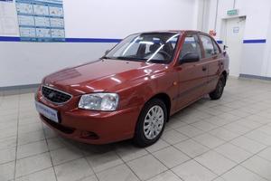 Авто Hyundai Accent, 2006 года выпуска, цена 235 000 руб., Москва