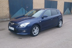 Подержанный автомобиль Hyundai i30, хорошее состояние, 2011 года выпуска, цена 415 000 руб., Люберцы