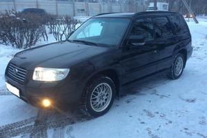 Подержанный автомобиль Subaru Forester, отличное состояние, 2007 года выпуска, цена 520 000 руб., Мытищи