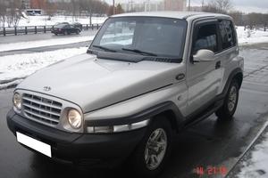 Авто ТагАЗ Tager, 2011 года выпуска, цена 356 000 руб., Москва