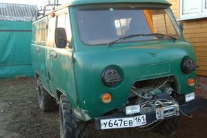 Автомобиль УАЗ 39625, хорошее состояние, 1998 года выпуска, цена 230 000 руб., Ростов-на-Дону