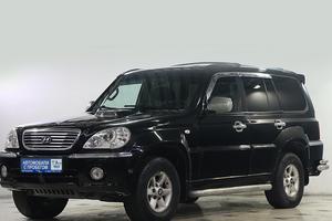 Авто Hyundai Terracan, 2003 года выпуска, цена 440 000 руб., Москва