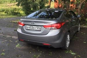 Автомобиль Hyundai Avante, отличное состояние, 2011 года выпуска, цена 690 000 руб., Санкт-Петербург