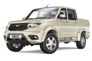 Авто УАЗ Pickup, 2016 года выпуска, цена 1 009 990 руб., Москва
