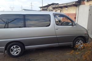Автомобиль Toyota Hiace, хорошее состояние, 1997 года выпуска, цена 370 000 руб., Екатеринбург