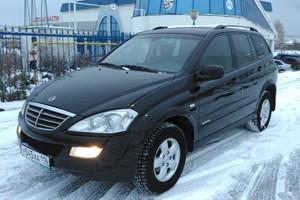 Автомобиль SsangYong Kyron, отличное состояние, 2011 года выпуска, цена 598 000 руб., Набережные Челны