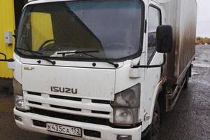 Автомобиль Isuzu N-Series, среднее состояние, 2012 года выпуска, цена 1 400 000 руб., Нефтекамск