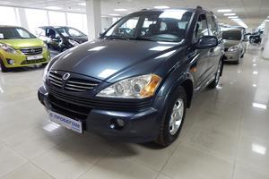 Авто SsangYong Kyron, 2008 года выпуска, цена 440 000 руб., Москва