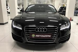 Подержанный автомобиль Audi A7, отличное состояние, 2010 года выпуска, цена 1 328 000 руб., Москва