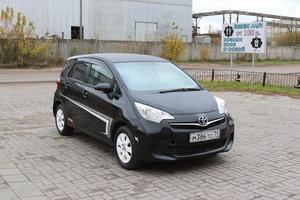 Автомобиль Toyota Ractis, хорошее состояние, 2011 года выпуска, цена 489 000 руб., Нижний Новгород