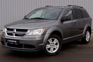 Авто Dodge Journey, 2012 года выпуска, цена 739 000 руб., Москва