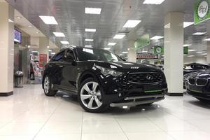 Авто Infiniti FX-Series, 2010 года выпуска, цена 1 199 000 руб., Москва