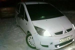 Подержанный автомобиль Mitsubishi Colt, хорошее состояние, 2003 года выпуска, цена 150 000 руб., Павловский Посад
