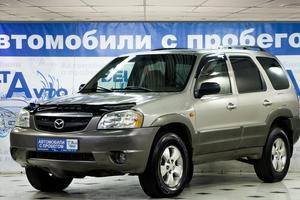 Авто Mazda Tribute, 2002 года выпуска, цена 370 000 руб., Москва