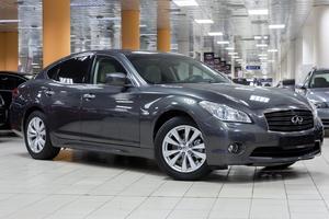 Авто Infiniti M-Series, 2010 года выпуска, цена 1 155 555 руб., Москва