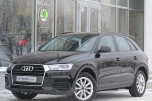 Подержанный автомобиль Audi Q3, отличное состояние, 2015 года выпуска, цена 1 750 000 руб., Екатеринбург