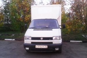 Подержанный автомобиль Volkswagen Transporter, среднее состояние, 1997 года выпуска, цена 310 000 руб., Можайск