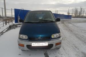 Автомобиль Nissan Serena, хорошее состояние, 1999 года выпуска, цена 215 000 руб., Павловск