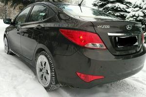 Подержанный автомобиль Hyundai Solaris, отличное состояние, 2015 года выпуска, цена 645 000 руб., Мытищи