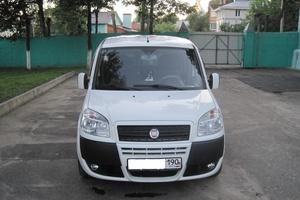 Подержанный автомобиль Fiat Doblo, отличное состояние, 2012 года выпуска, цена 630 000 руб., Сергиев Посад