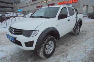 Авто Mitsubishi L200, 2013 года выпуска, цена 944 000 руб., Санкт-Петербург