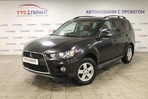 Авто Mitsubishi Outlander, 2010 года выпуска, цена 743 400 руб., Казань
