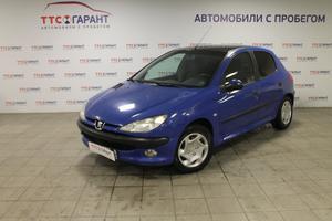 Авто Peugeot 206, 2000 года выпуска, цена 122 000 руб., Казань