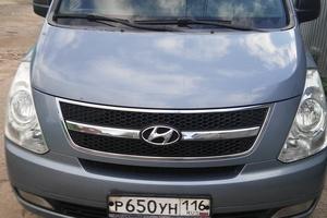 Автомобиль Hyundai H-1, хорошее состояние, 2008 года выпуска, цена 680 000 руб., Казань