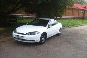 Автомобиль Ford Cougar, хорошее состояние, 1999 года выпуска, цена 159 000 руб., Москва
