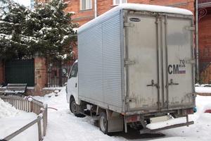 Автомобиль Mazda Bongo, хорошее состояние, 1999 года выпуска, цена 300 000 руб., Томск