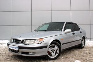 Авто Saab 9-5, 1999 года выпуска, цена 198 000 руб., Москва