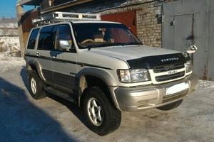 Автомобиль Isuzu Bighorn, отличное состояние, 2000 года выпуска, цена 500 000 руб., Комсомольск-на-Амуре