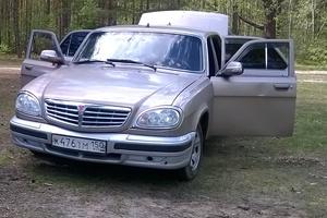 Подержанный автомобиль ГАЗ 31105 Волга, среднее состояние, 2008 года выпуска, цена 100 000 руб., Шатура