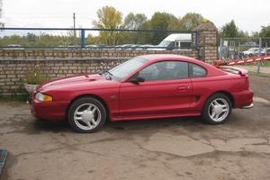 Автомобиль Ford Mustang, отличное состояние, 1995 года выпуска, цена 420 000 руб., Великий Новгород