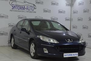 Авто Peugeot 407, 2008 года выпуска, цена 333 000 руб., Москва