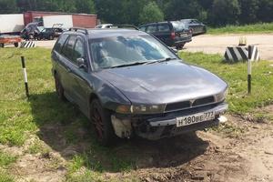 Автомобиль Mitsubishi Legnum, отличное состояние, 1996 года выпуска, цена 270 000 руб., Москва