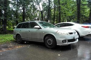 Автомобиль Nissan Wingroad, хорошее состояние, 2002 года выпуска, цена 199 000 руб., Нижний Новгород