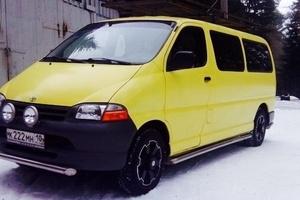 Автомобиль Toyota Hiace, отличное состояние, 2000 года выпуска, цена 700 000 руб., Питкяранта