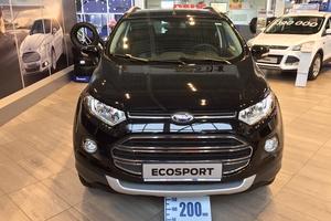 Авто Ford EcoSport, 2016 года выпуска, цена 1 091 500 руб., Владимир