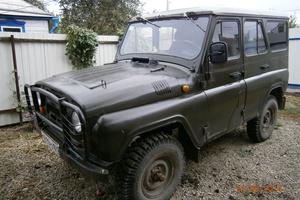 Автомобиль УАЗ 469, хорошее состояние, 2004 года выпуска, цена 155 000 руб., Ростов-на-Дону