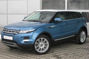 Авто Land Rover Range Rover Evoque, 2013 года выпуска, цена 1 620 000 руб., Краснодар