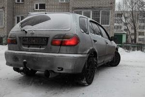 Автомобиль Nissan Pulsar, хорошее состояние, 1999 года выпуска, цена 125 000 руб., Кинешма