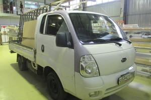Подержанный автомобиль Kia Bongo, хорошее состояние, 2012 года выпуска, цена 460 000 руб., Подольск