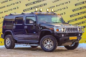 Авто Hummer H2, 2007 года выпуска, цена 1 499 000 руб., Ижевск