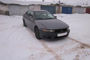 Подержанный автомобиль Mitsubishi Galant, среднее состояние, 2003 года выпуска, цена 150 000 руб., Кашира