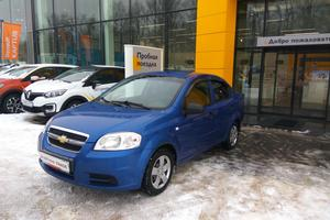 Авто Chevrolet Aveo, 2008 года выпуска, цена 219 000 руб., Москва