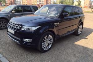 Автомобиль Land Rover Range Rover Sport, отличное состояние, 2015 года выпуска, цена 4 900 000 руб., Казань