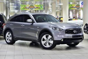 Авто Infiniti FX-Series, 2011 года выпуска, цена 1 255 555 руб., Москва