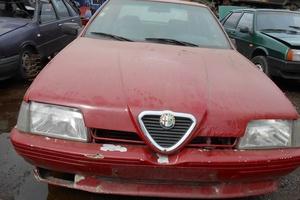 Автомобиль Alfa Romeo 146, среднее состояние, 1991 года выпуска, цена 35 000 руб., Санкт-Петербург